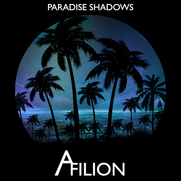 Paradise Shadows Album Cover